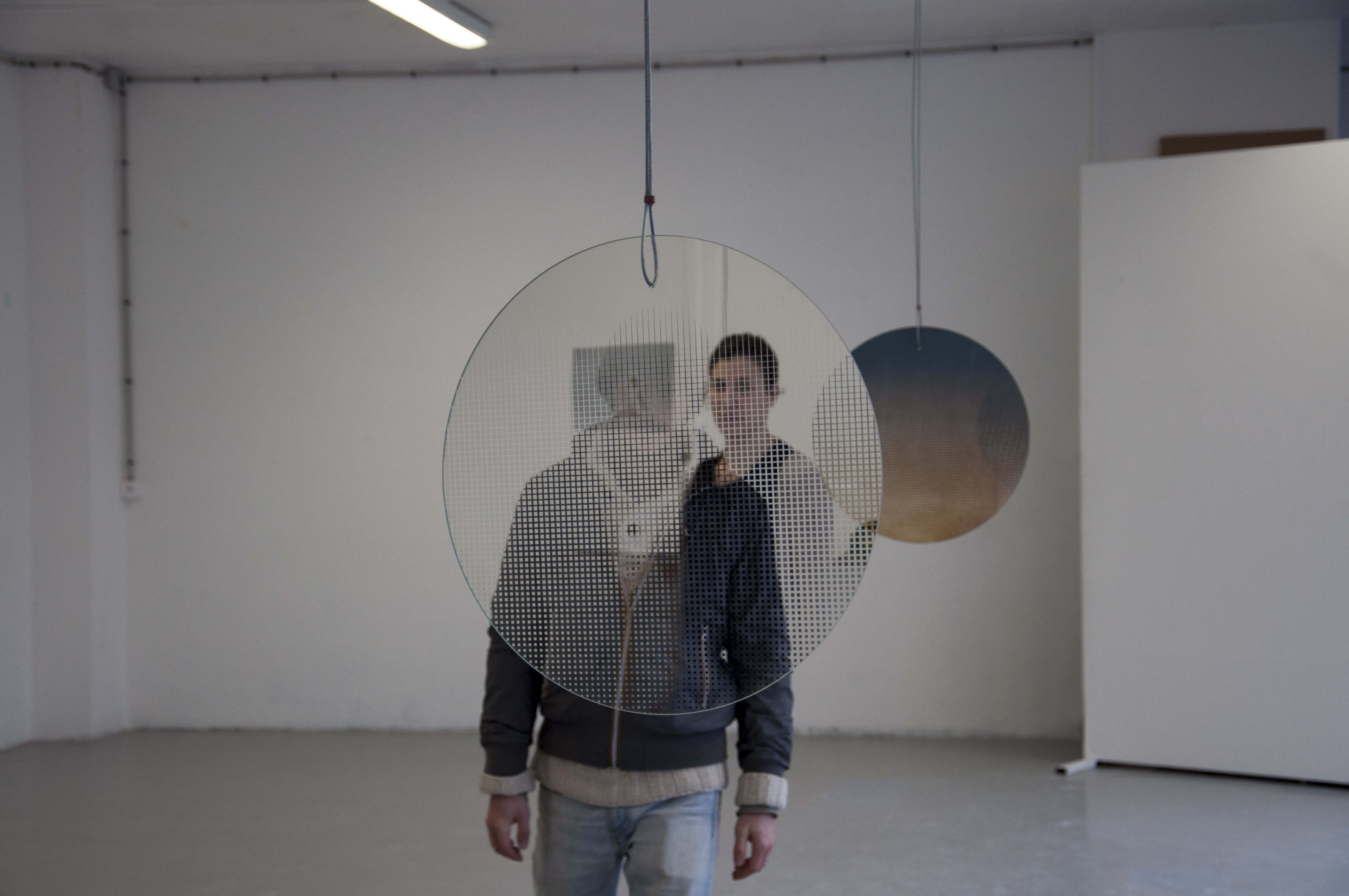 Geoffrey Pauchard design workshop Mirror